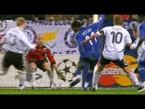 Road to Moscow 2008 - Chelsea - UEFA Champions League