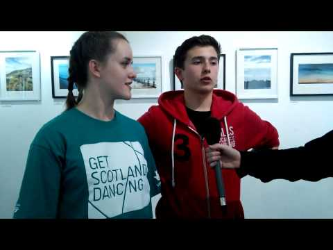 Get Scotland Dancing - Four Seasons Dance Event performers interview