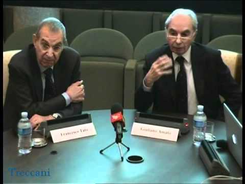 Nuovo Portale Treccani - Presentazione di Giuliano Amato [1/4]