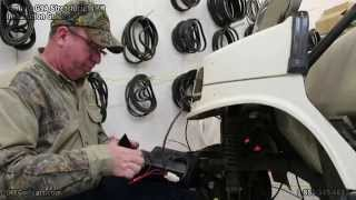 DIY Golf Cart shows you how to install a Yamaha G2 or G9 light kit on your golf cart. Barry explains in detail the headlight and tail light installation for you to ...