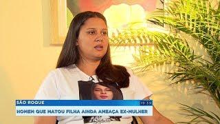 São Roque: mãe de jovem morta pelo pai denuncia sofrer ameaças do ex-marido