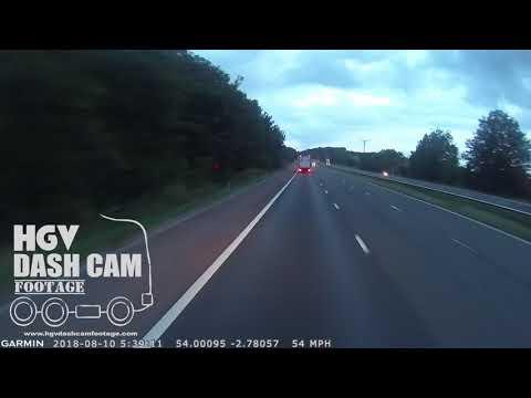 Οδηγούσε ανάποδα σε αυτοκινητόδρομο στην Βρετανία