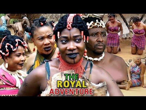 The Royal Adventure Season 4 - Mercy Johnson 2018 New Nigerian Nollywood Movie |Full HD