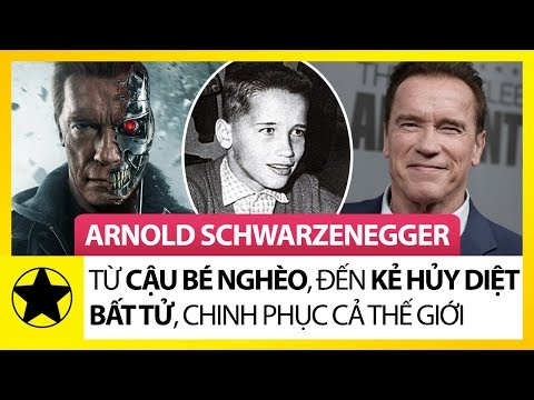 """Arnold Schwarzenegger – """"Kẻ Hủy Diệt"""" Bất Tử Và Hành Trình Chinh Phục Cả Thế Giới Của Cậu Bé Nghèo"""