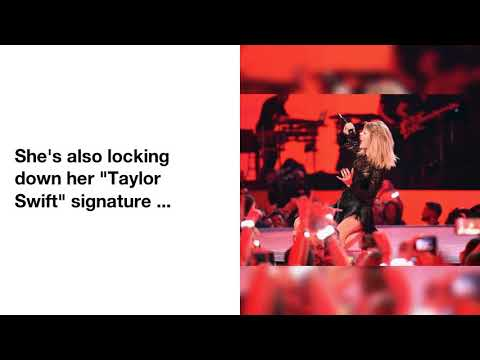 Taylor Swift Files Trademark for 'Big Reputation'