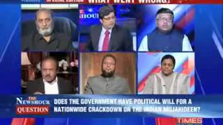 Ajit DovaL BOLDLY Tells Owaisi Why TERRORISTS Love the SECULARISM Angle Of  the country 360p