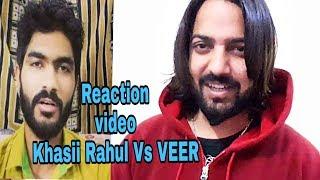 Video Thanks Bharat - Rahul arya - Reaction my Video - Reply VEER MP3, 3GP, MP4, WEBM, AVI, FLV Desember 2018