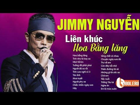 Tuyển tập nhạc Jimmy Nguyễn hay nhất mọi thời đại - LK HOA BẰNG LĂNG Để Đời - Thời lượng: 2:58:58.