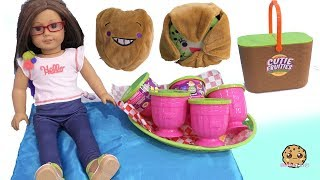 Video Cutie Fruities Picnic ! Surprise Blind Bag Plush Fruit Cups MP3, 3GP, MP4, WEBM, AVI, FLV Oktober 2018