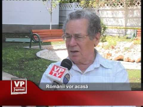 Românii vor acasă