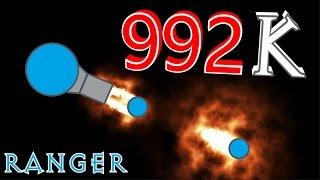 Diep.io – Ranger (992K)  The Fallen Booster Déjà vu - (Tu...