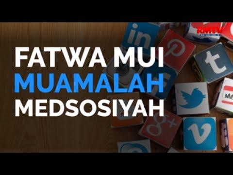 Fatwa MUI Muamalah Medsosiyah