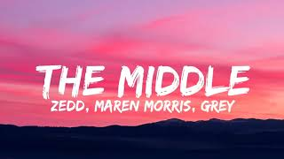 Video Zedd, Maren Morris, Grey - The Middle 1HOUR MP3, 3GP, MP4, WEBM, AVI, FLV Maret 2018