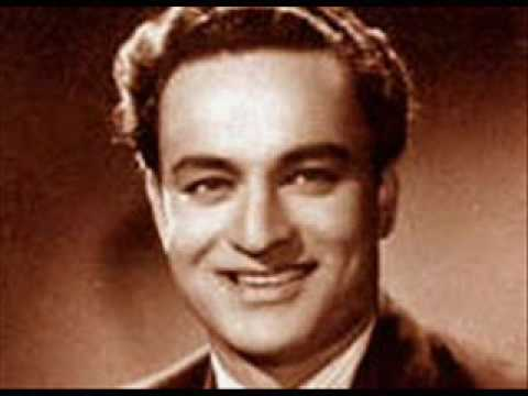 (Mukesh - Raat Aur Din Diya Jale - Mukesh - Film: Raat Aur Din 1967 - MD: Shanker Jaikishan.