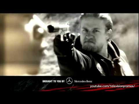 "Sons of Anarchy 5x13 Promo ""J'ai Obtenu Cette"" (HD) Season Finale"