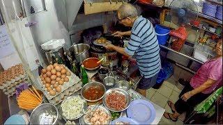 Video Exotic Singapore Street Food in Golden Mile Hawker Centre MP3, 3GP, MP4, WEBM, AVI, FLV November 2018