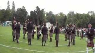Mauchline United Kingdom  city photos gallery : British Pipe Band Championship 08 Grade 2 - Mauchline & Dist