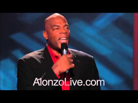 Alonzo Bodden - Fear of Disease | Uproar Comedy