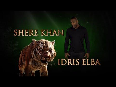The Jungle Book (Meet the Voice of Shere Khan Spot)