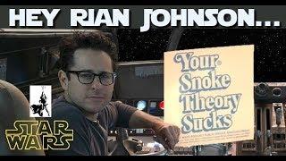 Video JJ Abrams vs Rian Johnson and the battle to 'save' Star Wars MP3, 3GP, MP4, WEBM, AVI, FLV Desember 2018