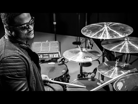 Adele's rhythm section on their Roland Hybrid Drums setups