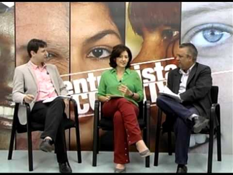Programa Entrevista Coletiva/Larissa Spinelli - TV Assembleia