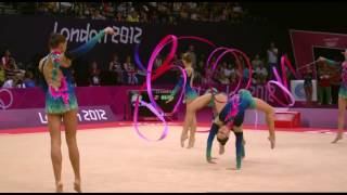 Rhythmic Gymnastics Compilation