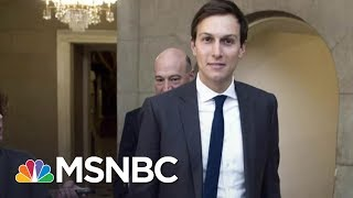 In a new statement released before his meeting with the Senate Intel Committee, Jared Kushner denies trying to set up a secret back channel with Russia. The panel digs into Kushner's statement.» Subscribe to MSNBC: http://on.msnbc.com/SubscribeTomsnbcAbout: MSNBC is the premier destination for in-depth analysis of daily headlines, insightful political commentary and informed perspectives. Reaching more than 95 million households worldwide, MSNBC offers a full schedule of live news coverage, political opinions and award-winning documentary programming -- 24 hours a day, 7 days a week.Connect with MSNBC OnlineVisit msnbc.com: http://on.msnbc.com/ReadmsnbcFind MSNBC on Facebook: http://on.msnbc.com/LikemsnbcFollow MSNBC on Twitter: http://on.msnbc.com/FollowmsnbcFollow MSNBC on Google+: http://on.msnbc.com/PlusmsnbcFollow MSNBC on Instagram: http://on.msnbc.com/InstamsnbcFollow MSNBC on Tumblr: http://on.msnbc.com/LeanWithmsnbcDoes Jared Kushner's Statement Offer Clarity?  Morning Joe  MSNBC