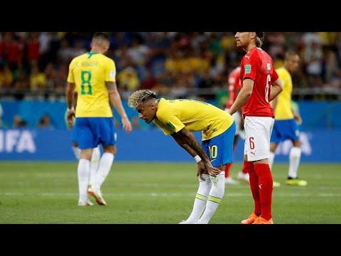 Μουντιάλ 2018: Στραβοπάτημα για την Βραζιλία με την Ελβετία…