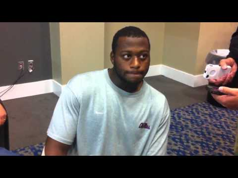 C.J. Johnson Interview 10/1/2012 video.