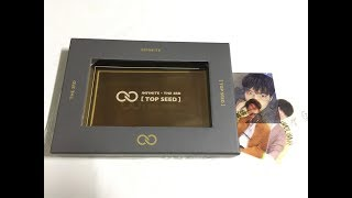 UNBOXING#1: INFINITE TOP SEED FAST UNBOXING!!!! [late upload]