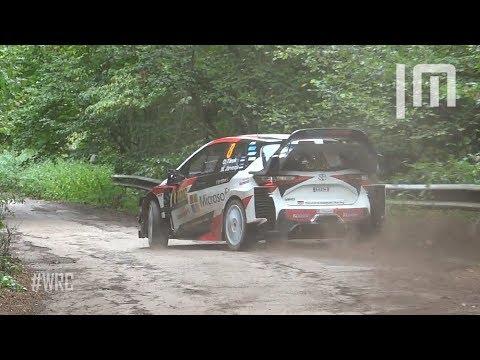 WRC | ADAC Rallye Deutschland 2018 by JM