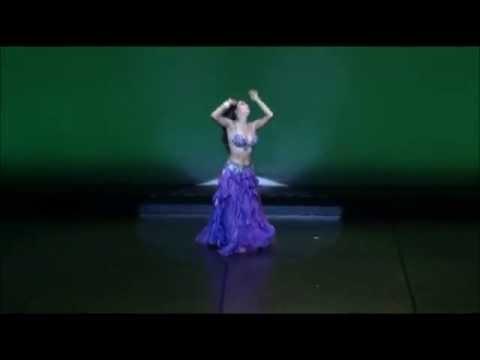 Jinhee Kim @ MA BADI SHI -Ramy Ayach (видео)