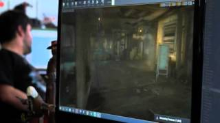 Video Gameplay Off-Screen