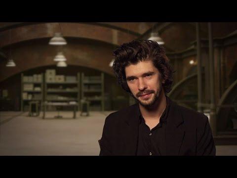 Ben Whishaw - Spectre Interview HD