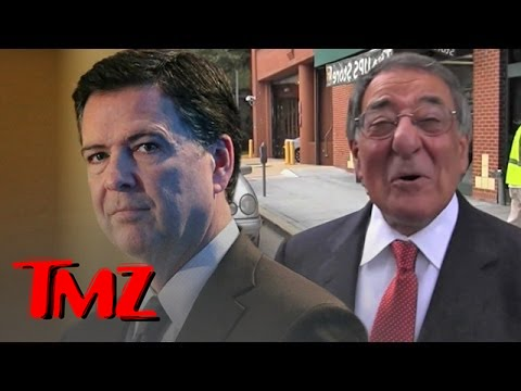 Jason - We caught up with former CIA director Leon Panetta and asked him if Jason Bourne is the best fictional CIA character? This question even gets Harvey to reveal his obsession with FBI director...