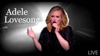 Video Adele - Lovesong (live) Full HQ Audio MP3, 3GP, MP4, WEBM, AVI, FLV Juni 2018
