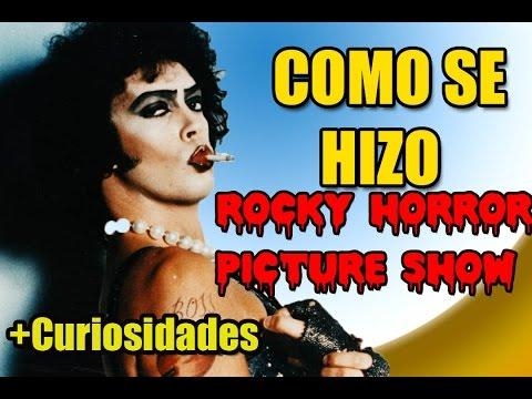 Historia y Curiosidades de ROCKY HORROR PICTURE SHOW