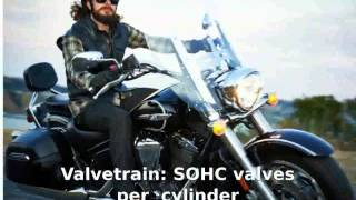 2. 2014 Yamaha V Star 1300 Tourer  Dealers Specification [Motorcycle Specs]