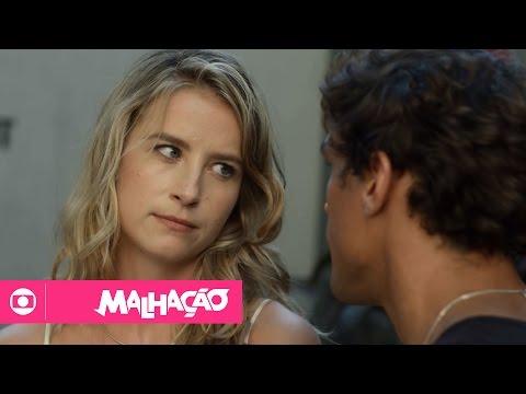 Malhação: Pro Dia Nascer Feliz I capítulo 100 da novela, segunda, 9 de janeiro, na Globo