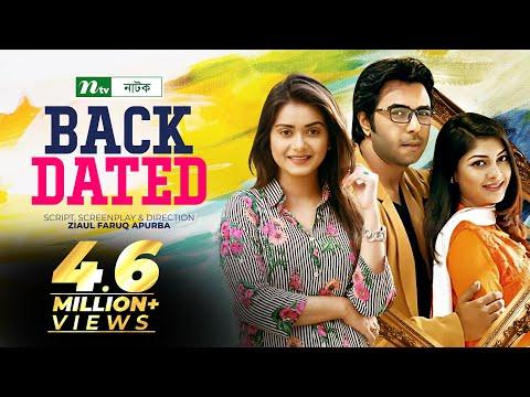Popular Bangla Telefilm: Backdated Apurba, Sarika, Tanjin Tisha I Bangla Comedy Natok