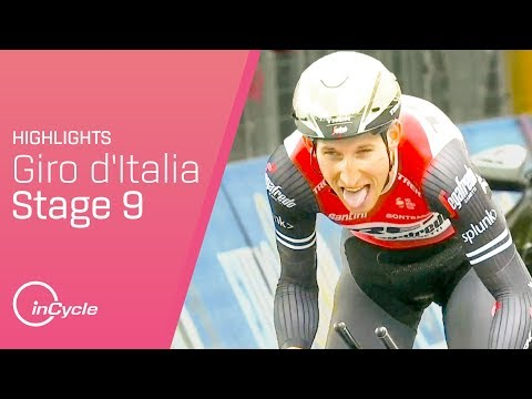 Giro d'Italia 2019 | Stage 9 Highlights | inCycle