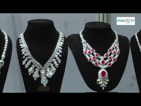 , Diamond Necklace Designs-Wedding vow Show