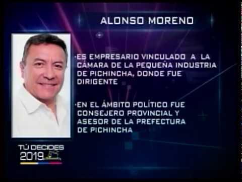 Alonso Moreno