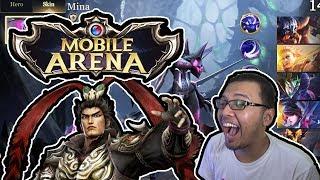 Video Susah Juga KSnya Pakek Hero Ini! wkwkwk - Mobile Arena Gameplay Indonesia! MP3, 3GP, MP4, WEBM, AVI, FLV Juli 2018