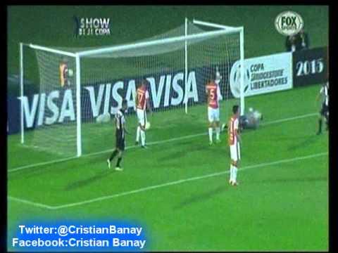 Santa Fe 0 Atletico Mineiro 1 (Fox Sports) Copa Libertadores 2015