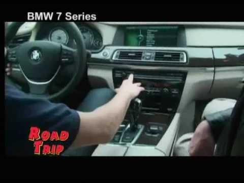 Road Trip: New 2009 BMW 7 Series – EXCLUSIVE VIDEO