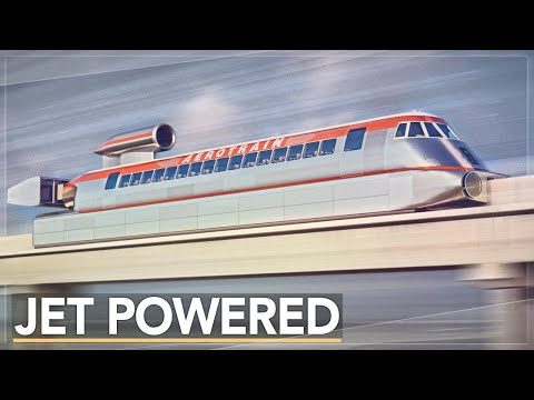 Why Hover Trains Failed to Become the Trains of the Future
