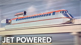 Video The Problem With Fast Trains: What Happened to Hovertrains? MP3, 3GP, MP4, WEBM, AVI, FLV Agustus 2019
