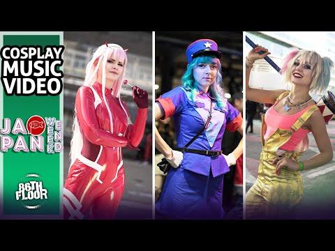 Japan Weekend Madrid February 2020 Cosplay Music Video